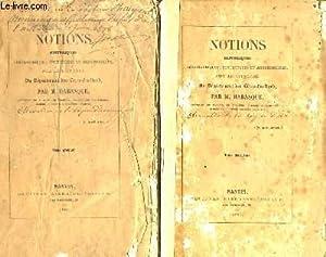 Notions historiques, géographiques, statistiques et agronomiques sur: HABASQUE M.