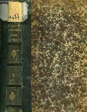 Guerres des Français et des Anglais, du XIe au XVe siècle. Tome 2 - J. Lachauvelaye