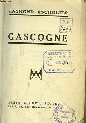 Gascogne.: ESCHOLIER Raymond