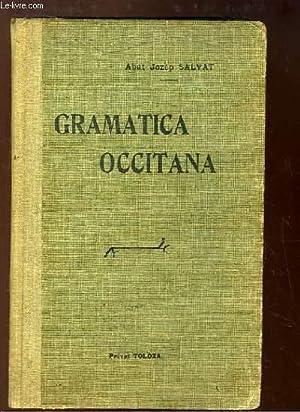 Gramatica Occitana: ABBE SALVAT Joseph
