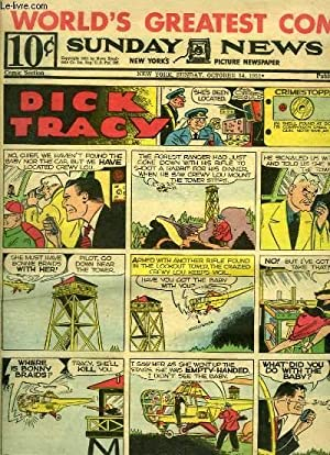 Sunday News, Comic Section, New York's Picture: COLLECTIF