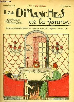 Les Dimanches de la femme N°43 -: FEBREL Augustin &