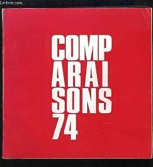 Comparaisons 74. XXe Salon, Peinture, sculpture, tapisserie.: COLLECTIF