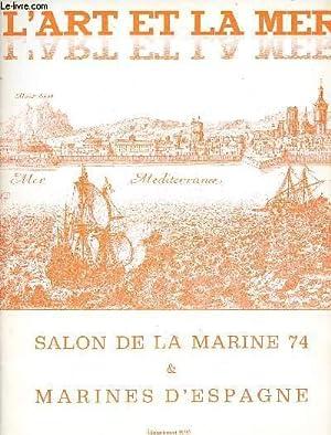 L ART ET LA MER - SALON: COLLECTIF