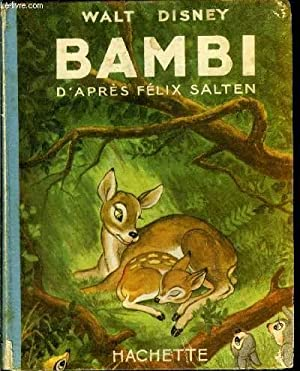 Bambi: después de Felix Salten
