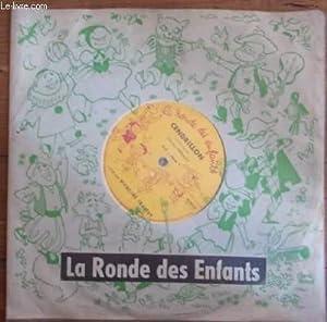 disque vinyle 33t // Cendrillon - Blanche-Neige: Charles Perrault /