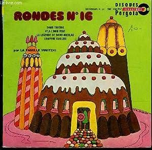 disque 45t // Rondes n°16: La famille Vinitzki