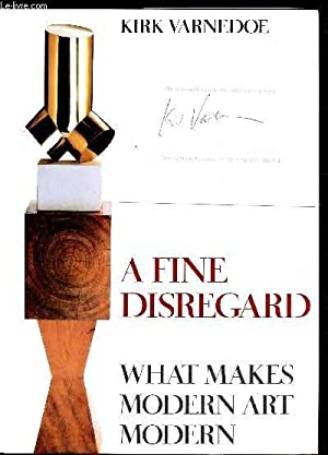 Fine Disregard -What makes modern Art Modern