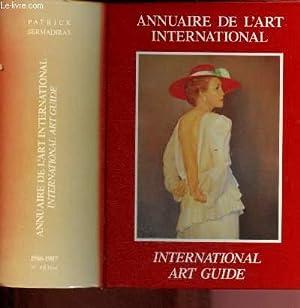 Annuaire de l'art international: Sermadiras Patrick, Artur