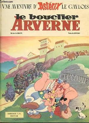 Le bouclier arverne: René Goscinny et