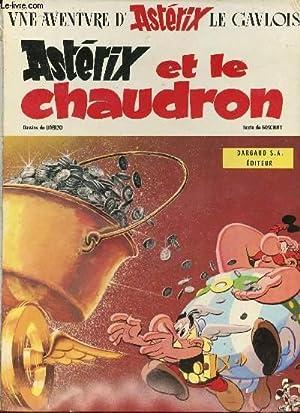 Astérix et le chaudron: René Goscinny et