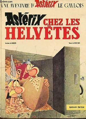 Astérix chez les Helvètes: René Goscinny et