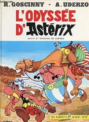 L'odyssée d'Astérix: René Goscinny et