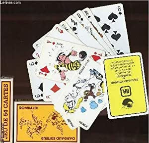 Jeu de 54 cartes - Lucky Luke
