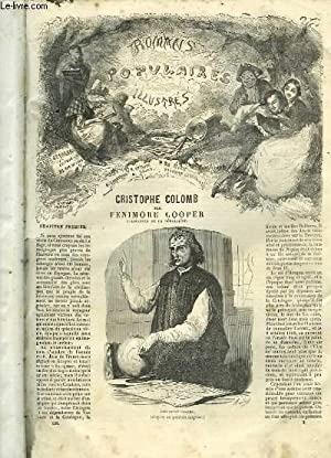 Christophe Colomb. Romans populaires illustrés: COOPER Fenimore