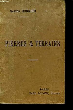 Pierres et Terrains: BONNIER Gaston