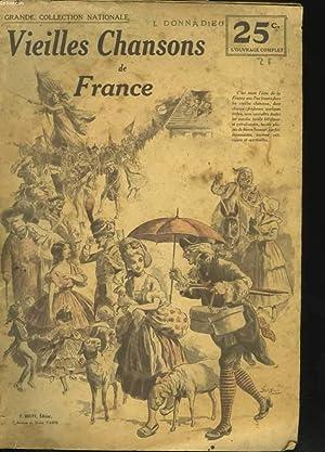 Vieilles Chansons de France: COLLECTIF