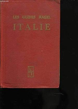 Italie. Préface de Jean Cocteau: Les Guides Nagel
