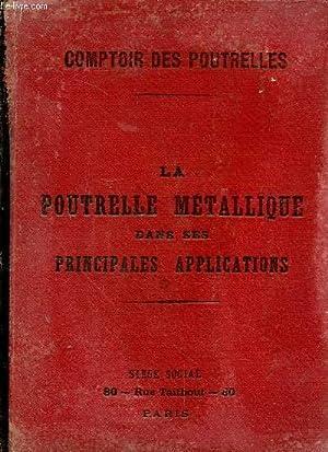 Comptoir des poutrelles. Grand Prix Exposition Coloniale,: COLLECTIF