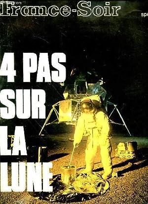 4 Pas sur la lune: France-Soir