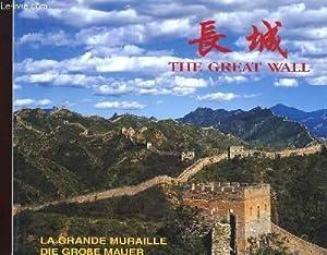 THE GREAT WALL - LA GRANDE MURAILLE - DIE GROBE MAUER - LA GRAN MURALLA - GRANDE MURAGLIA: ...