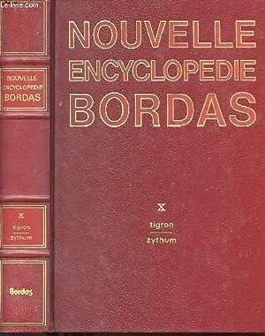 NOUVELLE ENCYCLOPEDIE BORDAS EN 10 TOMES, COMPLET: GEORGES PASCAL