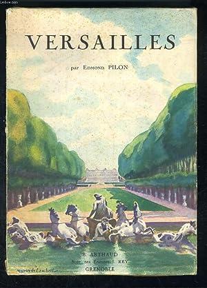 Versailles: PILON Edmond