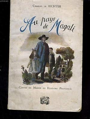 Au pays de Magali: DE RICHTER Charles