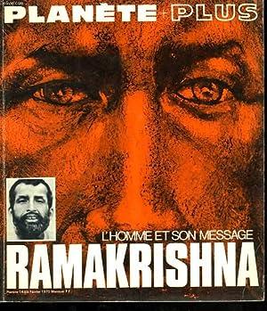 Planète plus. Ramakrishna, l'homme et son message.: COLLECTIF
