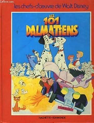 LES 101 DALMATIENS: WALT DISNEY