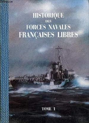 Historique des forces navales françaises libres tome: Chaline E, Santarelli