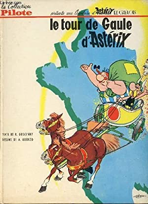 Le tour de Gaule d'Astérix: René Goscinny et