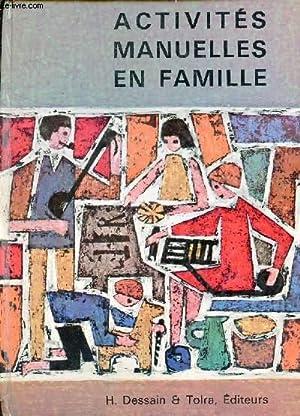 Activités manuelles en famille.: Hils Karl