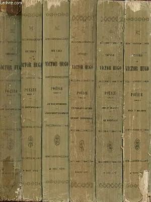 Oeuvres complètes de Victor Hugo de l'Académie: Hugo Victor
