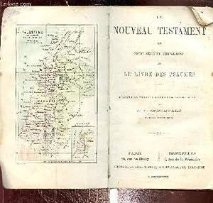 Le nouveau testament de notre seigneur Jésus: Ostervald J. F.