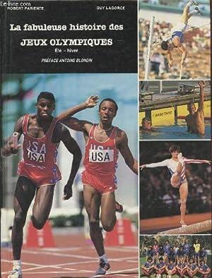 La fabuleuse histoire des Jeux Olympiques été: Lagorce Guy, Parienté