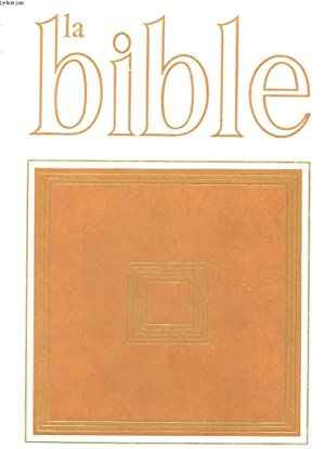 LA BIBLE EN 11 VOLUMES