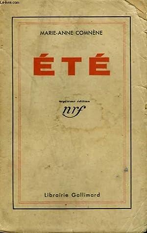 ETE.: COMNENE MARIE-ANNE.