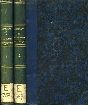 TRESOR HISTORIQUE DE LA PREDICATION, RECUEIL SPECIAL: SIBILLAT ABBE