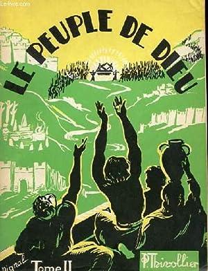 LE PEUPLE DE DIEU 2e volume: P. THIVOLLIER