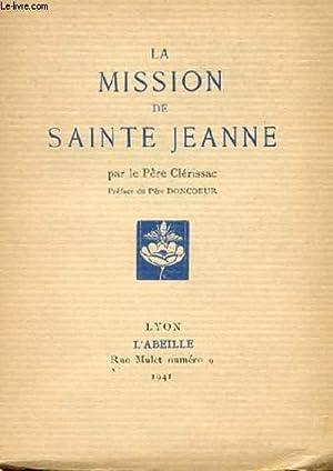 LA MISSION DE SAINTE JEANNE: PERE CLERISSAC