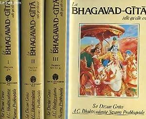 LA BHAGAVAD-GITA TELLE QU'ELLE EST. EN 3: A. C. BHAKTIVEDANTA