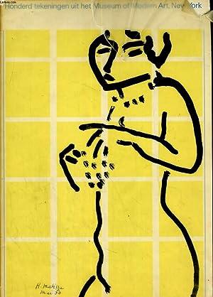 HONDERD TEKENINGN IUT HET MUSEUM OF MODERN ART, NEW YORK: COLLECTIF