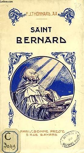SAINT BERNARD: THONNARD F. J.