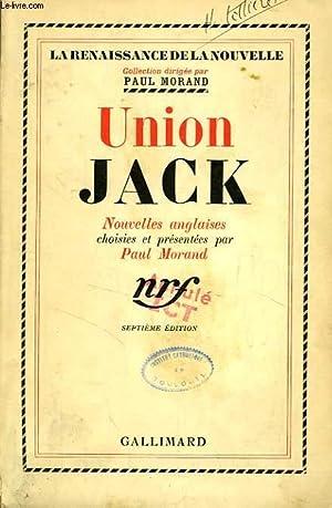 UNION JACK, NOUVELLES ANGLAISES: COLLECTIF