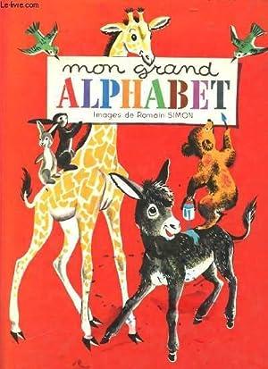 MON GRAND ALPHABET: COLLECTIF