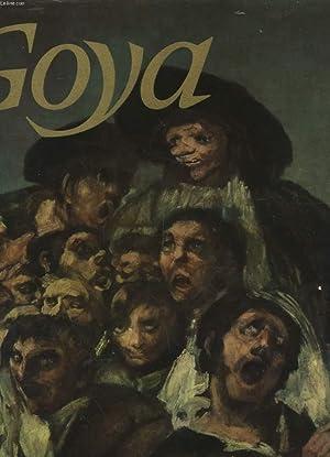 GOYA: XAVIERE DESPARMET FITZ-GERALD