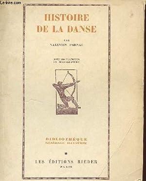 HISTOIRE DE LA DANSE: VALENTIN PARNAC