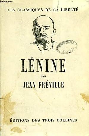 LENINE, 1870-1924: LENINE, Par J. FREVILLE
