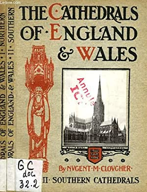 THE CATHEDRALS OF ENGLAND & WALES: CLOUGHER NUGENT M.